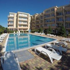 Отель VP Kamelia Garden Studios Солнечный берег бассейн