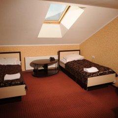 Гостиница Гостинично-оздоровительный комплекс Живая вода 4* Стандартный номер 2 отдельными кровати фото 3