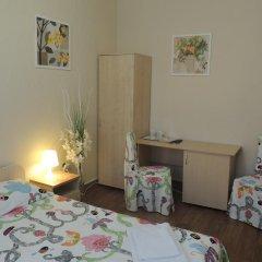 Гостиница Солнечная Люкс с разными типами кроватей фото 2