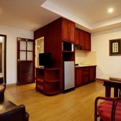 Отель Nova Park 3* Студия с различными типами кроватей фото 3