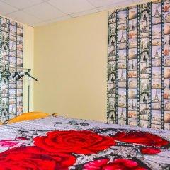 Хостел Панда Номер Эконом с 2 отдельными кроватями (общая ванная комната) фото 6