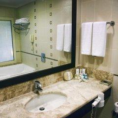 Yasmin Bodrum Resort 5* Стандартный семейный номер с двуспальной кроватью фото 2