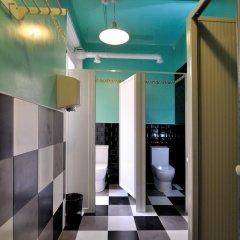 Хостел Far Home Plaza Mayor Стандартный номер с двуспальной кроватью (общая ванная комната) фото 4