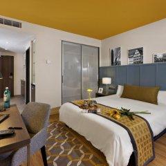 Отель Citadines City Centre Frankfurt комната для гостей фото 2