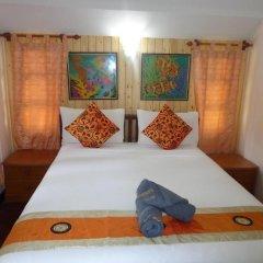 Отель Seashell Resort Koh Tao 3* Бунгало с различными типами кроватей фото 8