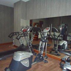 Отель Emerald Spa Hotel Болгария, Банско - отзывы, цены и фото номеров - забронировать отель Emerald Spa Hotel онлайн фитнесс-зал