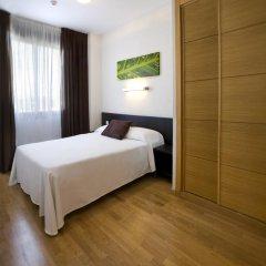 Отель Compostela Suites 3* Апартаменты с различными типами кроватей