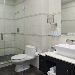 Gansevoort Park Hotel NYC 5* Улучшенный номер с различными типами кроватей фото 5