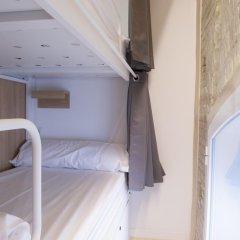 Up Station Hostel Кровать в общем номере фото 2