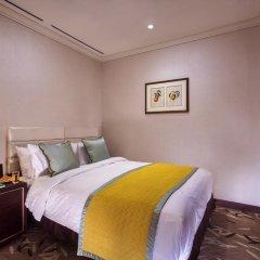 Отель Oakwood Premier Coex Center Улучшенные апартаменты с 2 отдельными кроватями фото 2