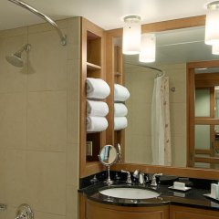 Отель Hilton San Francisco Union Square 4* Стандартный номер с двуспальной кроватью фото 16
