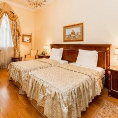 Гостиница Петровский Путевой Дворец 5* Стандартный номер с 2 отдельными кроватями