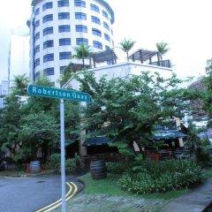 Отель Robertson Quay Hotel Сингапур, Сингапур - отзывы, цены и фото номеров - забронировать отель Robertson Quay Hotel онлайн фото 4
