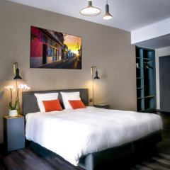 Atlas Hotel Brussels 3* Стандартный номер с различными типами кроватей фото 6