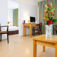 Residhome Appart Hotel Paris-Massy 4* Студия с различными типами кроватей фото 4