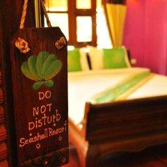 Отель Seashell Resort Koh Tao 3* Вилла с различными типами кроватей фото 28