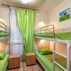 Хостел ARTIST на Курской Номер Эконом с двуспальной кроватью