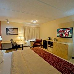 Отель Red Roof Inn PLUS+ Miami Airport 2* Улучшенный номер с различными типами кроватей фото 3