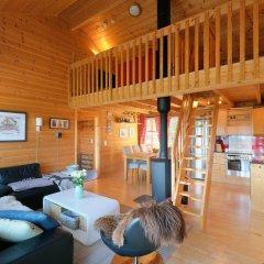 Отель Voss Resort Bavallstunet 3* Коттедж с различными типами кроватей фото 8