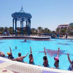 Отель Golden 5 Paradise Resort Египет, Хургада - отзывы, цены и фото номеров - забронировать отель Golden 5 Paradise Resort онлайн бассейн