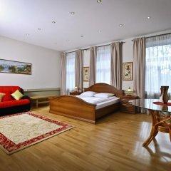 Гостиница Елисеефф Арбат 3* Стандартный семейный номер с двуспальной кроватью фото 30