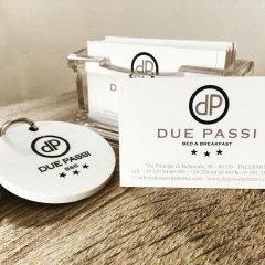 Отель Due Passi Италия, Палермо - отзывы, цены и фото номеров - забронировать отель Due Passi онлайн удобства в номере