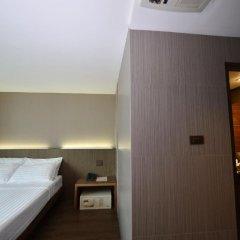 Отель Bangkok City Hotel Таиланд, Бангкок - 1 отзыв об отеле, цены и фото номеров - забронировать отель Bangkok City Hotel онлайн комната для гостей фото 2