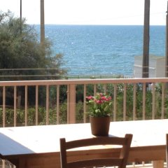Отель Casa Vacanze Salerno Понтеканьяно балкон