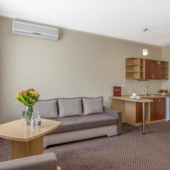 Гостиница Мариот Медикал Центр 3* Люкс с различными типами кроватей фото 2