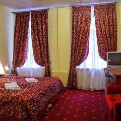 Гостиница АЛЬТБУРГ на Греческом 3* Стандартный номер с разными типами кроватей фото 5