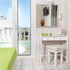 Отель Ilios Studios Stalis Студия с различными типами кроватей фото 50