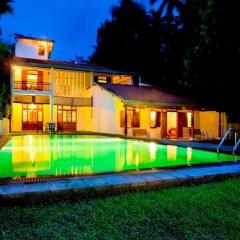 Отель Okvin River Villa 4* Вилла с различными типами кроватей