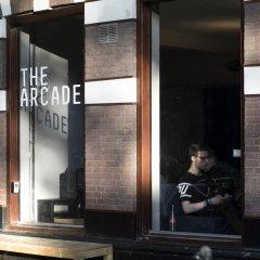 Отель The Arcade Hotel Нидерланды, Амстердам - 2 отзыва об отеле, цены и фото номеров - забронировать отель The Arcade Hotel онлайн интерьер отеля фото 3
