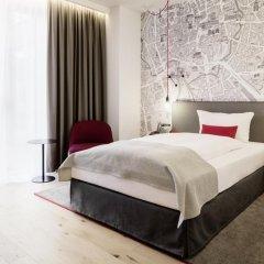 Отель IntercityHotel Braunschweig 4* Стандартный номер с различными типами кроватей фото 4