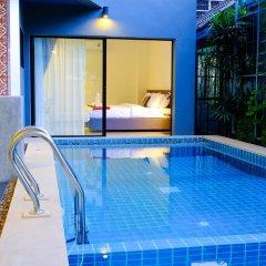 Отель The Umbrella House 3* Номер Делюкс с различными типами кроватей фото 4