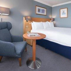 Отель Holiday Inn London Kensington Forum комната для гостей фото 2