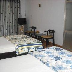 Отель Nha Trang Inn 2* Стандартный семейный номер с двуспальной кроватью