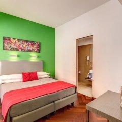 Отель Residenza Borghese 3* Стандартный номер с различными типами кроватей фото 3