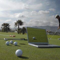 Parador de Málaga Golf hotel развлечения