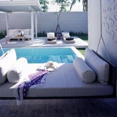 Отель SALA Phuket Mai Khao Beach Resort 5* Люкс Duplex pool villa с различными типами кроватей
