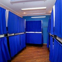 Гостиница Travel Inn Aviamotornaya 2* Кровать в общем номере с двухъярусной кроватью фото 26