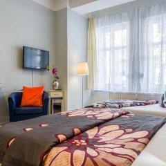 Апартаменты Pension 1A Apartment Стандартный номер с различными типами кроватей фото 8