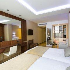 Отель VP Jardín de Recoletos 4* Стандартный номер с двуспальной кроватью фото 8