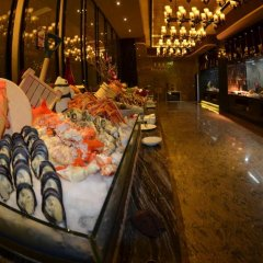 Отель Xiamen Wanjia International Hotel Китай, Сямынь - отзывы, цены и фото номеров - забронировать отель Xiamen Wanjia International Hotel онлайн гостиничный бар