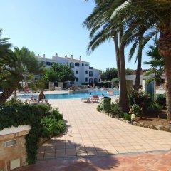 Отель Apartamentos Vista Blanes бассейн фото 2