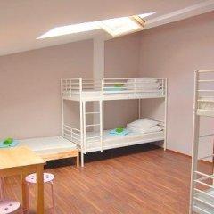 Хостел Fabryka Кровать в общем номере фото 5