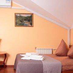 Гостевой дом Европейский Улучшенный номер с различными типами кроватей фото 10