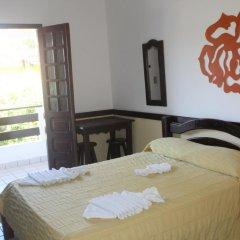 Отель Aguamarinha Pousada 2* Стандартный номер с различными типами кроватей фото 6
