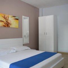 Отель Portafortuna Apartments Албания, Саранда - отзывы, цены и фото номеров - забронировать отель Portafortuna Apartments онлайн комната для гостей фото 3