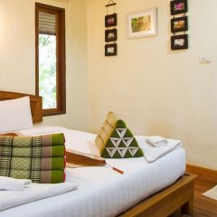 Отель Aonang Cliff View Resort 3* Бунгало с различными типами кроватей фото 14